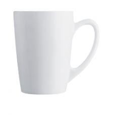 Tempered White New Morning Mug 32