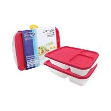 Chef box set of 2pcs 1000ml