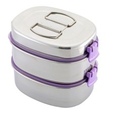 Oval Lunch Box 16x2, Smart Lock II