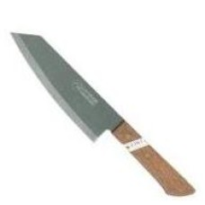 "6.5"" Cook Knife Wood Handle"