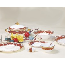 Dinner set Karina 601 delux 38 pcs